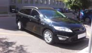 Ford Mondeo Combi photo 5