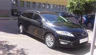 Ford Mondeo Combi photo 10