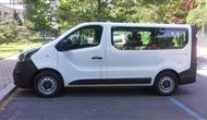 Opel Vivaro Passenger photo 2