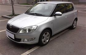 Škoda Fabia II 1.2 photo