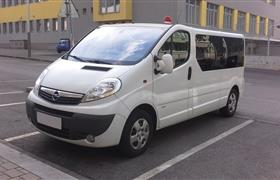 Opel Vivaro Passenger automat photo