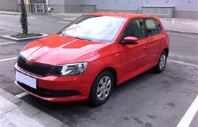 Škoda Fabia III 1.2 main photo
